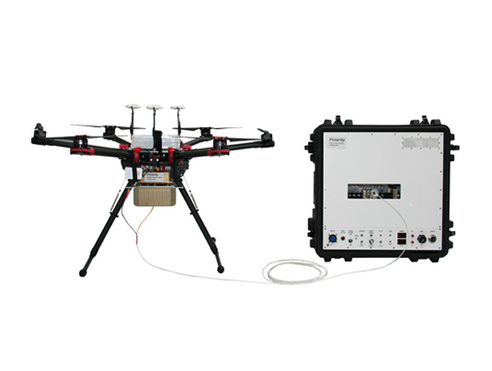 Flyaway Case Tether System